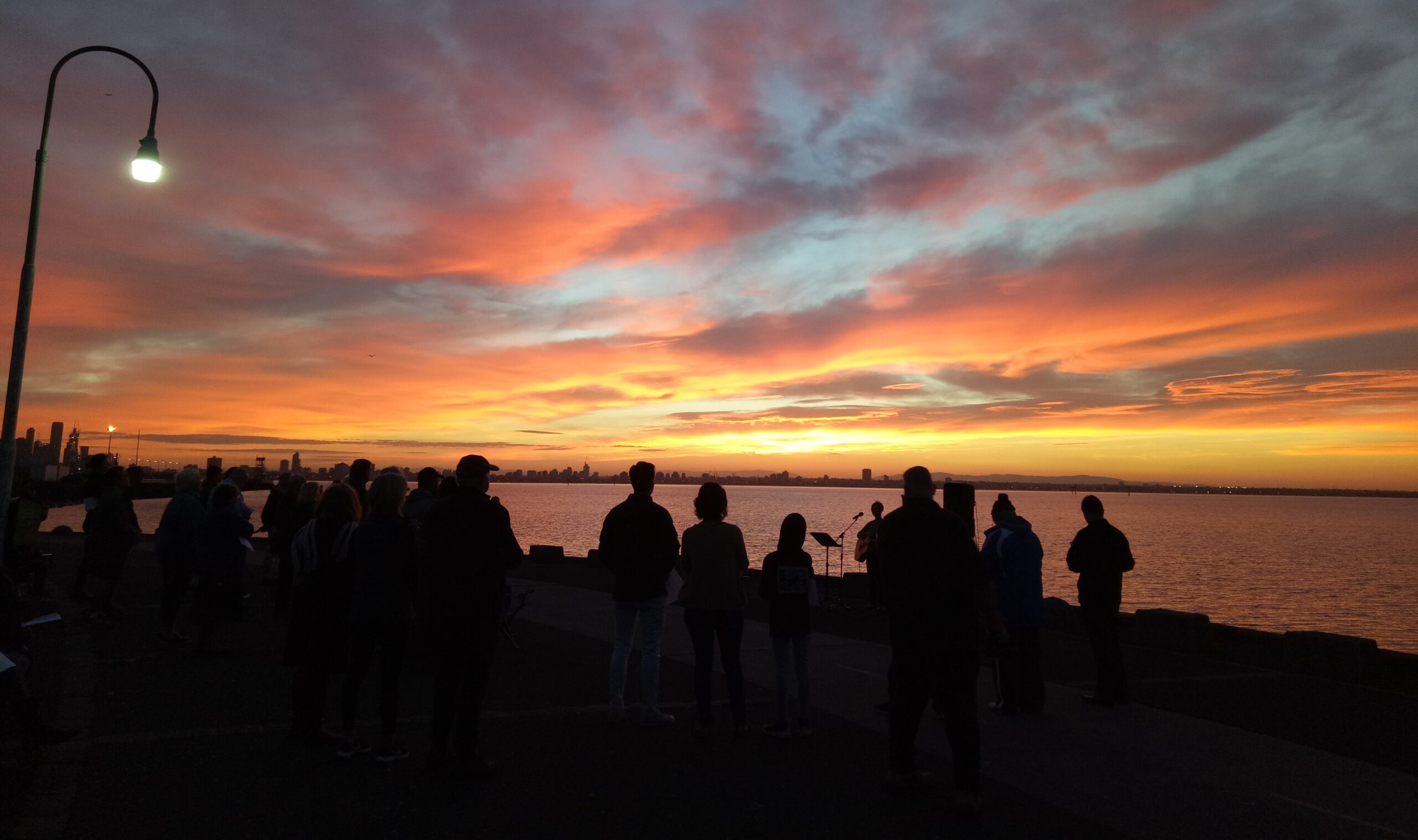 Easter Dawn Service